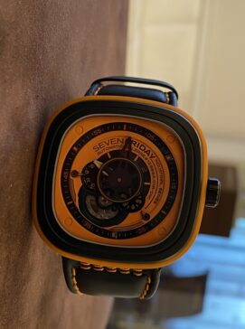 SevenFriday P-Series Industrial KUKA