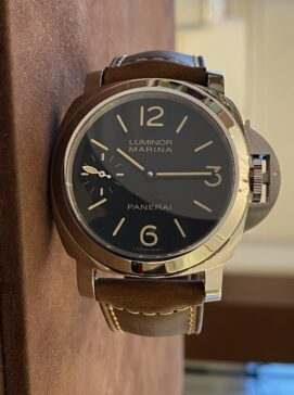 Panerai Luminor Marina Acciaio Moscow Edition