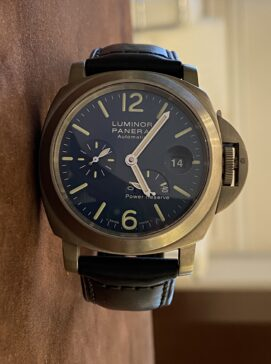 Panerai Luminor Power Reserve